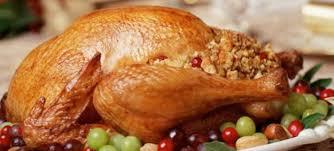 thanksgiving caterer