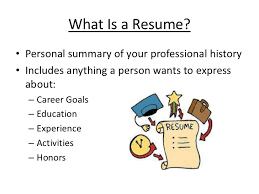 what is resume what is a resume 10 nardellidesign