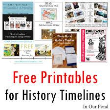 printable star wars novel timeline free printables for history timelines in our pond