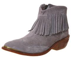 womens fringe boots canada popular h by hudson tala fringe boots grey suede exclusive s