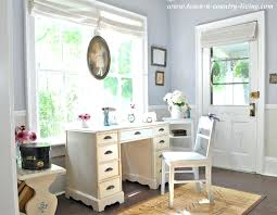 Country Style Computer Desks - desk country style computer furniture cottage style entry way