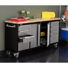 Home Depot Kids Work Bench Milwaukee 60 125 In 11 Drawer And 1 Door 22 In D Mobile