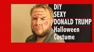 jimmy johnson halloween costume diy donald trump halloween costume youtube