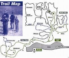 Ski Resorts In Colorado Map by Dagmar Ski Resort Xc Trail Map Liftopia