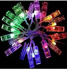string lights with picture clips clips led copper wire string lights led photo clip string lights