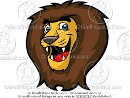 lion mascot clipart cartoon lion mascot pictures images u0026 logos