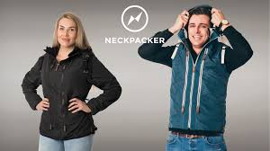 Georgia Travel Vests images Neckpacker travel jacket with patented built in pillow by 0&amp