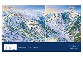 Mt Snow Trail Map Trail Maps