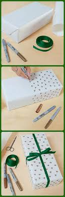 solid wrapping paper 4 whimsical gift wrapping ideas sharpie wrapping papers and gift
