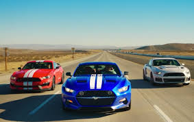mustang shelby modified the grand tour 3 mustangs from the opening sequence of the