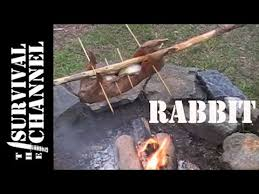 Cooking Over Fire Pit Grill - cooking rabbit over fire the survival channel outdoor gear