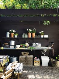 25 of the most gorgeous outdoor kitchens brit co
