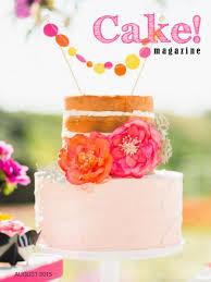 Cake magazine by Australian Cake Decorating Network