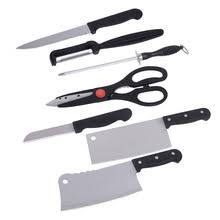 cheap kitchen knives set popular kitchen 8pcs knife set buy cheap kitchen 8pcs knife set