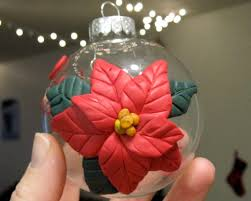creator s polymer clay on glass ornaments