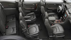 chevrolet traverse 7 seater 7 passenger suburban suv a1 limousine