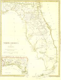 Map Of Flordia Florida Maps