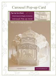 origamic architecture pop up cards special occasions