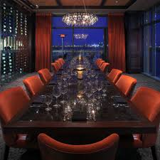 Harbor Room Del Friscos Steak House Boston MA - Boston private dining rooms