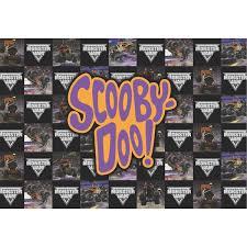 Monster Jam Rug Monster Jam Scooby Doo Pillowcase