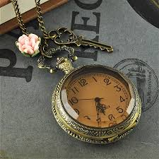 necklace watch vintage images Vintage necklace pocket watch images jpg