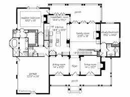 colonial home floor plans colonial house floor plans best of eplans colonial house plan