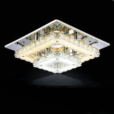 Crystal Ceiling Mount Light Fixture by Online Get Cheap Lighting Flush Mount Aliexpress Com Alibaba Group
