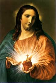 june is dedicated to the most sacred heart of jesus what a