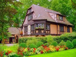green garden design home deco plans