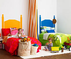 Decorating A Shared Kids Room - Boy girl shared bedroom ideas