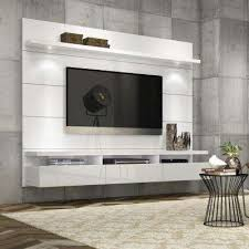 Tv Living Room Furniture White Tv Stands Living Room Furniture The Home Depot