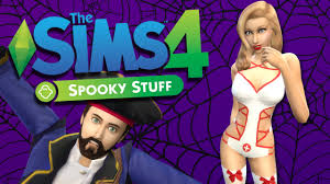 halloween party packs spooky party sims 4 spooky stuff pack halloween cc the sims