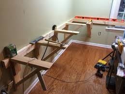 Diy Build A Desk by Building The Ham Shack Desk And Work Area N1ser Scott Russell