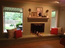 fireplace seat cushion binhminh decoration