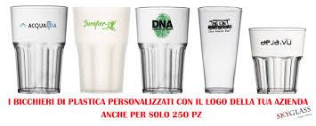 costo bicchieri di plastica bicchieri di plastica accessori ed attrezzature barman bicchieri