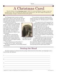 free christmas worksheets for middle students christmas