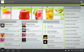 die cocktail app android apps on google play