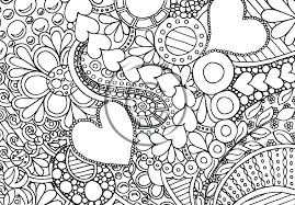 super hard abstract coloring pages for adults animals abstract coloring pages for adults abstract printable coloring pages
