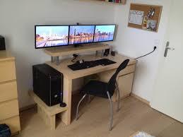 bureau ikea malm bureau ordinateur ikea lovely bureau d ordinateur ikea malm en avec