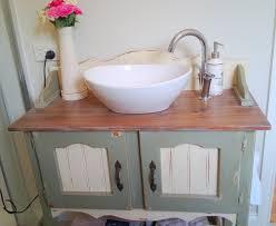 Distressed Bathroom Vanities Creative French Provincial Bathroom Vanity With Solid Oak Cabinet