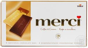 merci chocolates where to buy chocolate merci with coffee 100g snacks and chips