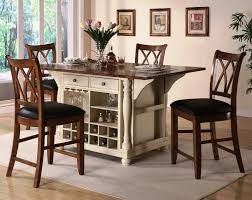 grey kitchen idea from small kitchen table with storage underneath