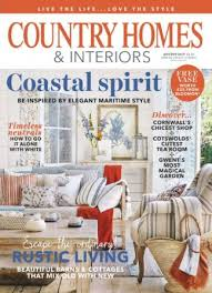 country home and interiors magazine country homes interiors magazine subscription isubscribe