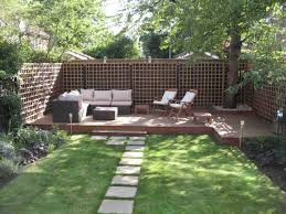 backyard fence design ideas wooden backyard fence designs with
