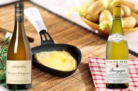 vin blanc pour cuisine quels vins servir avec raclette fondue et tartiflette page 3
