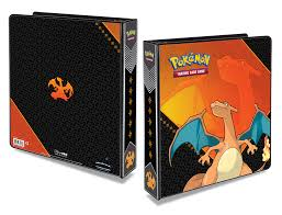 photo album 3 ring binder ultra pro charizard 2 3 ring binder album accessories