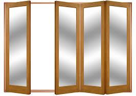 fresh modern interior bifold frosted glass doors 4430