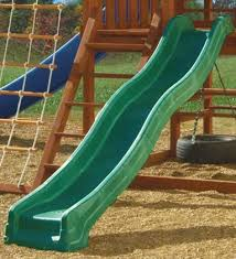 Backyard Playground Slides by Playground Slides Tube Scoop U0026 More Swingsetmall Com