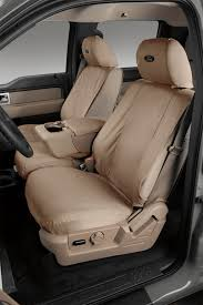 Ford F250 Truck Seat Covers - seat covers taupe front 40 20 40 the official site for ford