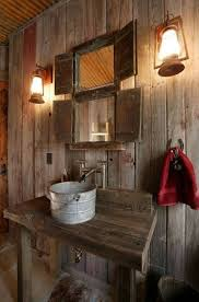 Log Cabin Bathroom Decor by Bathroom Country Primitive Bathroom Decor Primitive Bathroom